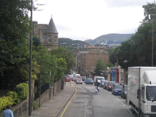 Morningside Road