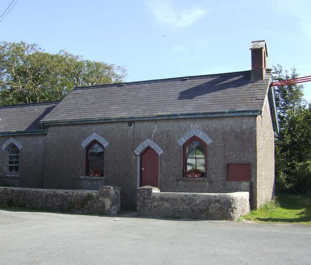 Former chapel, Jameston