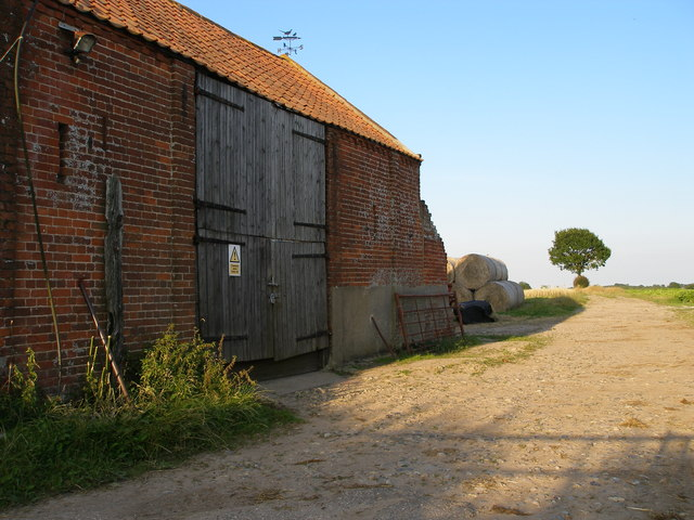 Willow Farm buildings