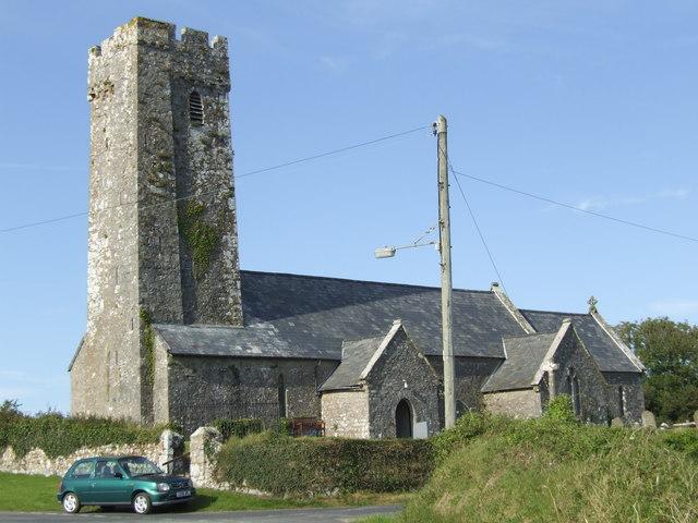 St. Twynnells church