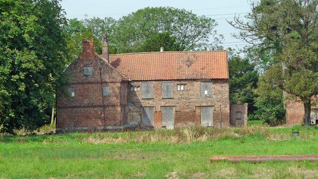 North Killingholme Manor House
