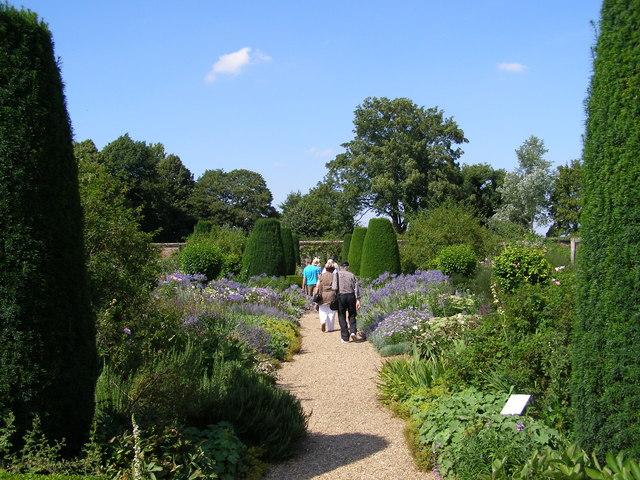 Walled Garden, Mottisfont Abbey