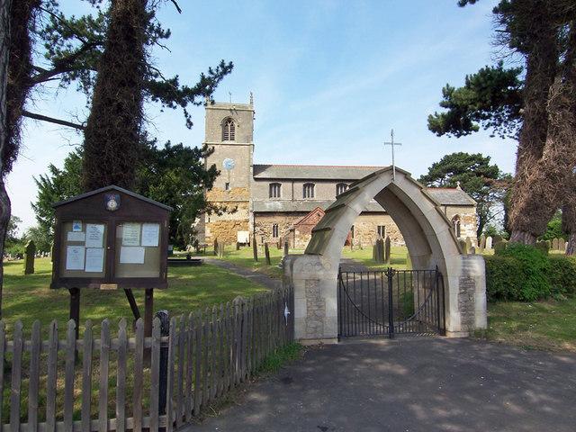 North Killingholme Church