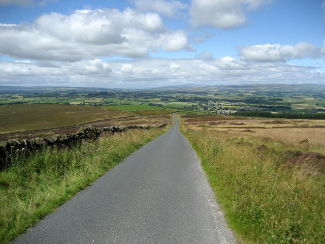 Pennine Way on Clogger Lane
