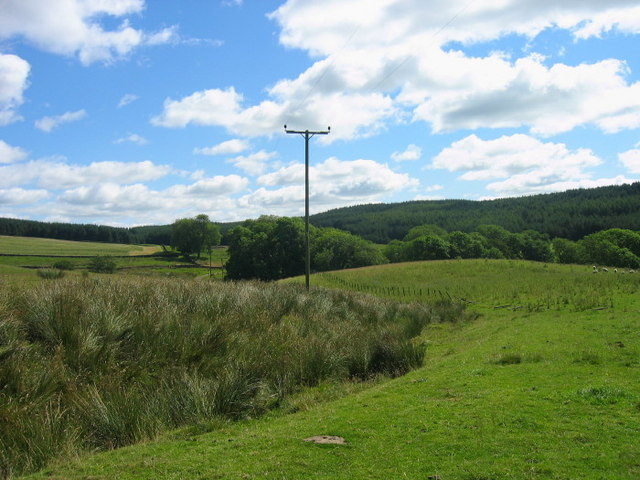 Farmland near Eastnook Farm
