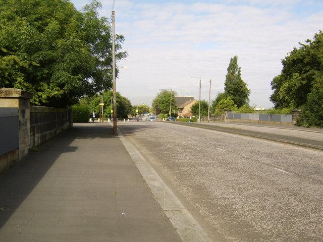 Kingsway, Scotstoun