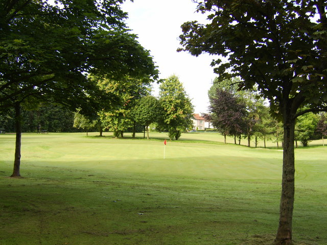 Knightswood golf course