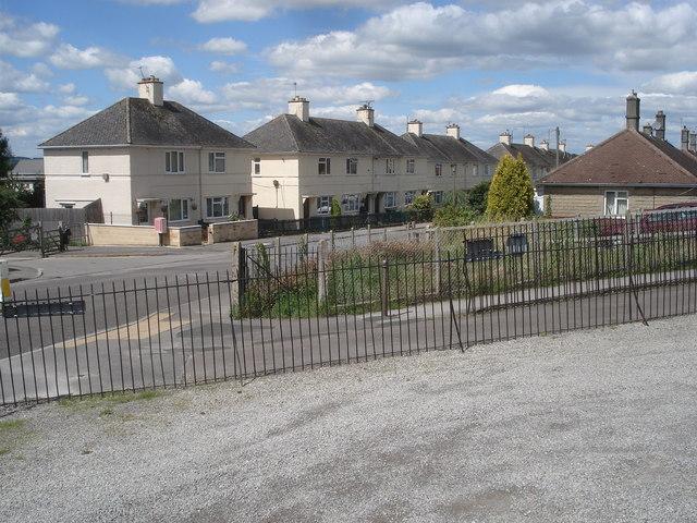 Wood Lane houses