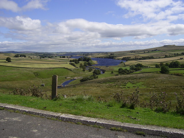 Blackton Reservoir