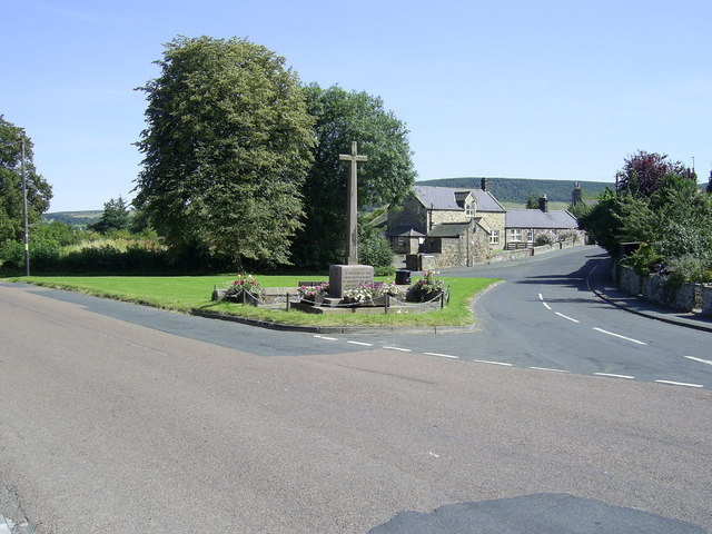 Chatton war memorial