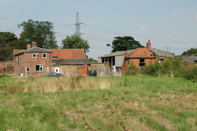Manor Farm, North Killingholme