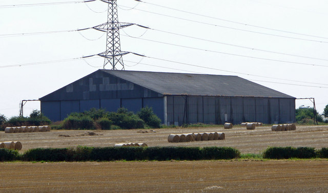 Ex-RAF Hangar