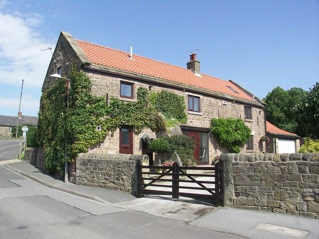 House at Hooton Roberts