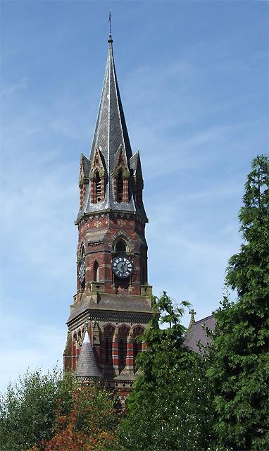 St Luke's C of E (Evangelical) Church, Blakenhall, Wolverhampton