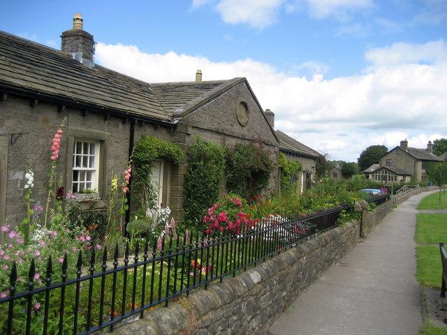 Almshouses, Thornton-in-Craven