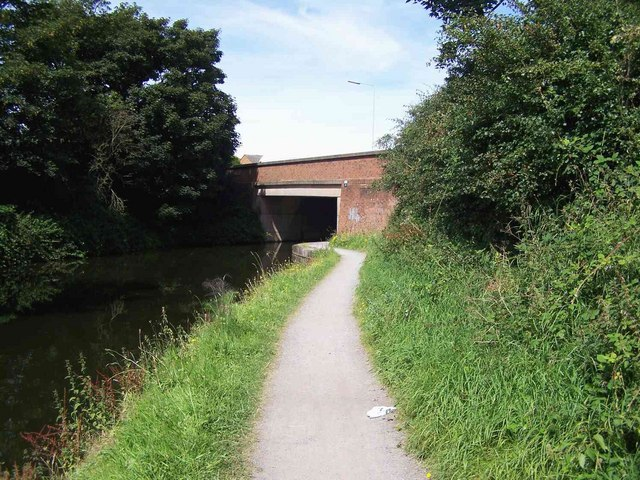 A5 Bridge, Anglesey Branch Canal