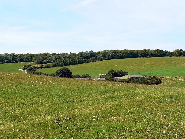 Cheverell Hill Farm, near Little Cheverell