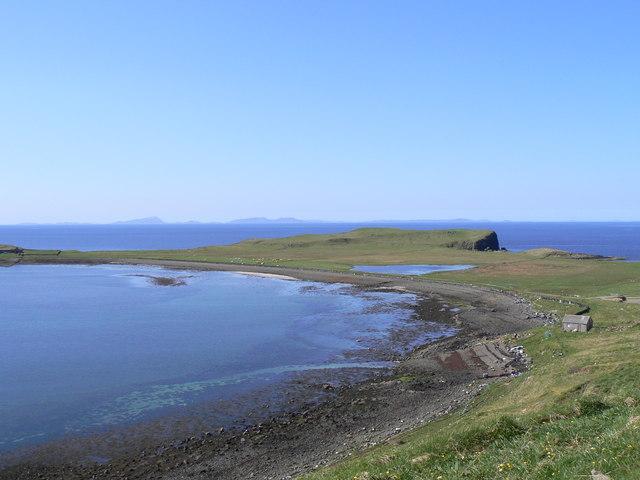 Ardmore Bay, Waternish, Skye.