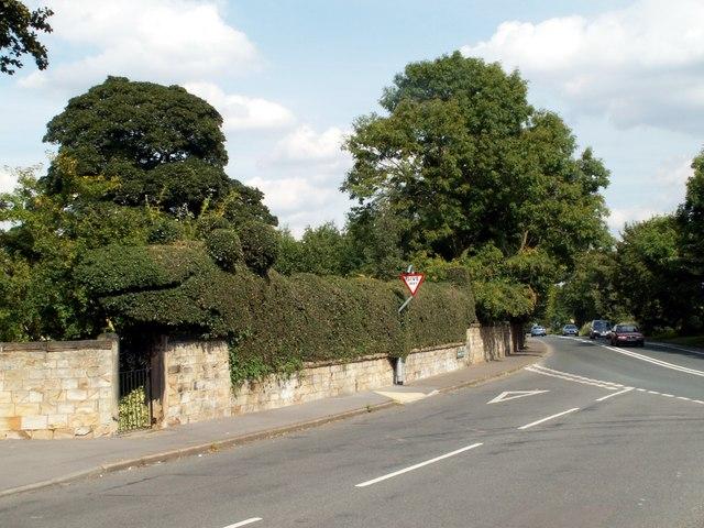 Barnsley Road Cawthorne