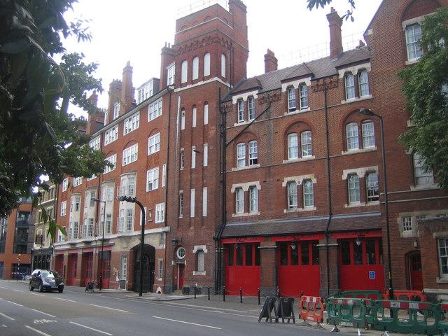 Southwark Fire Station