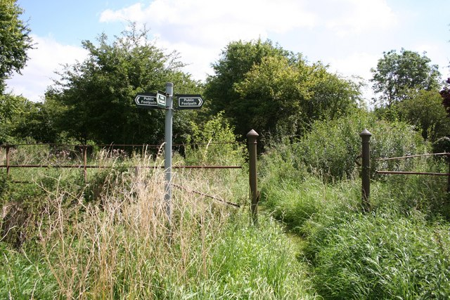 Old churchyard gates