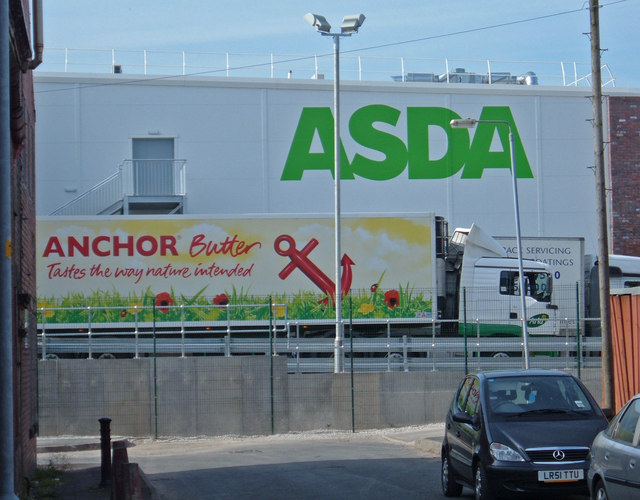 ASDA comes to Shaw