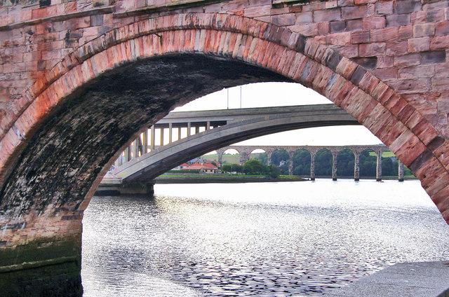 The bridges of Berwick