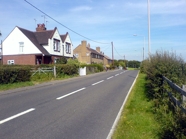 Houses on Netherfield Lane