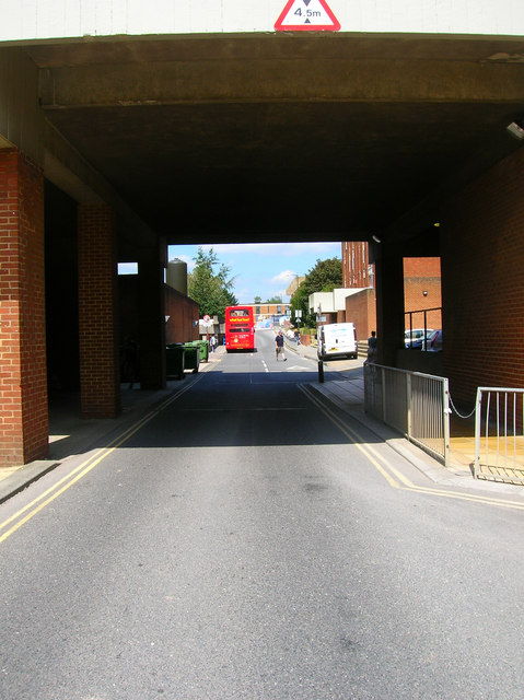 North-South Road, University of Sussex