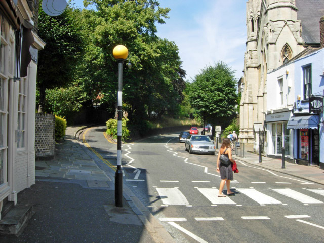 Heath Street, Hampstead