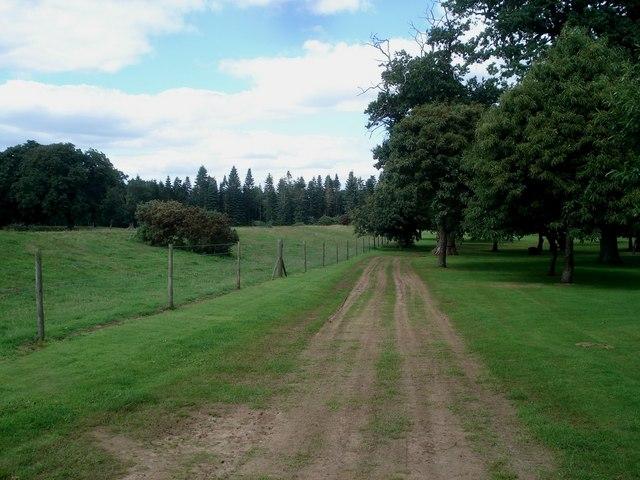 Bowood estate