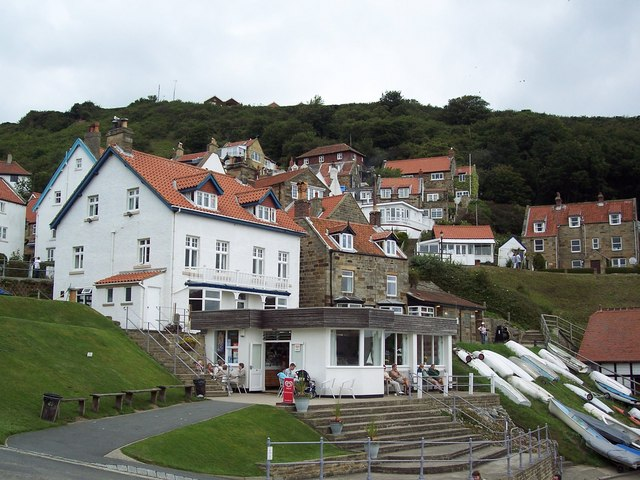 Cottages in Runswick Bay