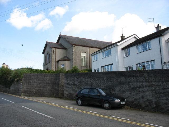 Capel Ebenezer Chapel ( Annibynwyr / Independents)