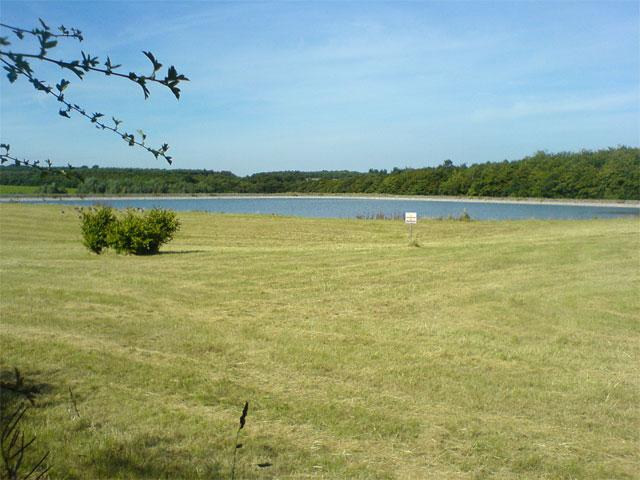 Reservoir near Robin Hood Way