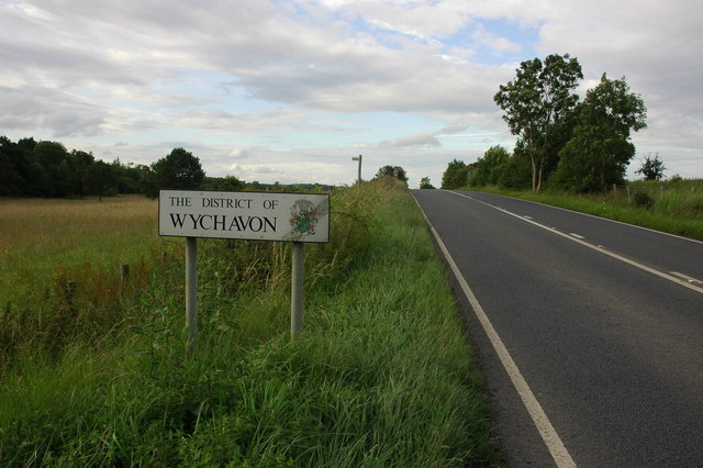 The District of Wychavon