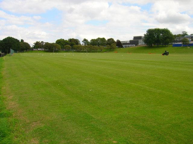 Playing Fields, University of Brighton