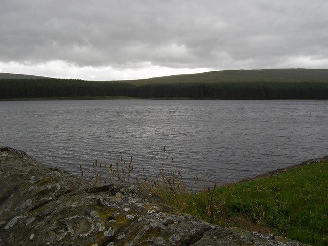 Burnhope reservoir