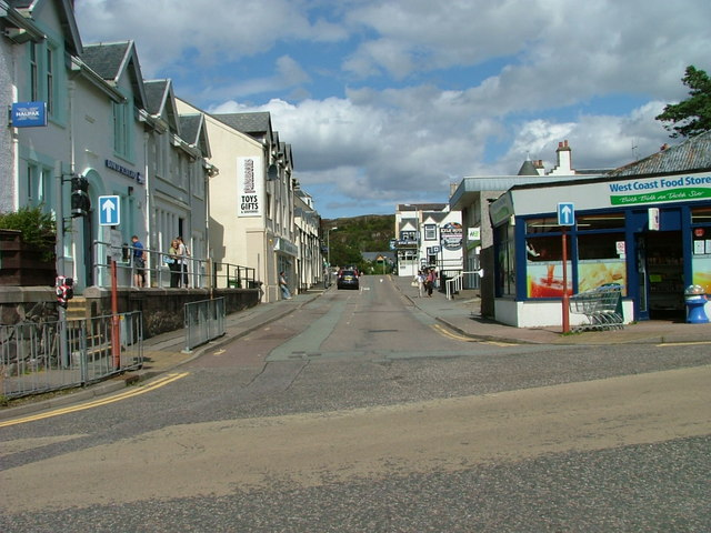 Main Street, Kyle of Lochalsh