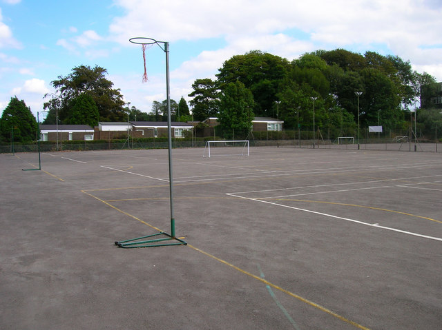 Sports Courts, University of Brighton