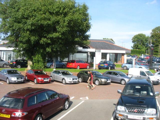 Pentraeth Automotives Car Sales Centre, Pentraeth Road