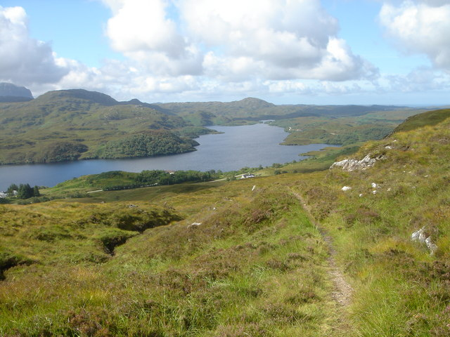 Glen Leireag Path
