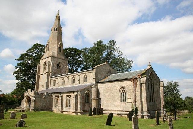 St.Andrew's church, Pickworth