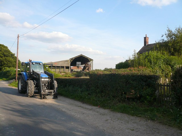 Entering Astwith