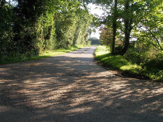 Road to Carr Farm