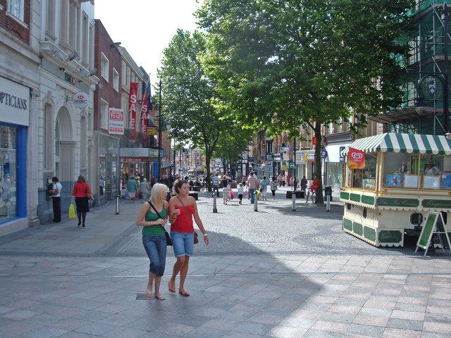 Bridge Street , Warrington