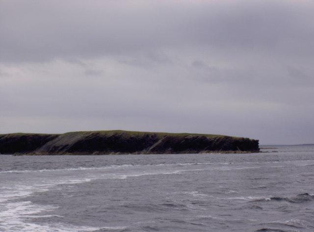 Cliffs, North end Holm of Faray