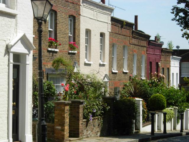 Back Lane, Hampstead