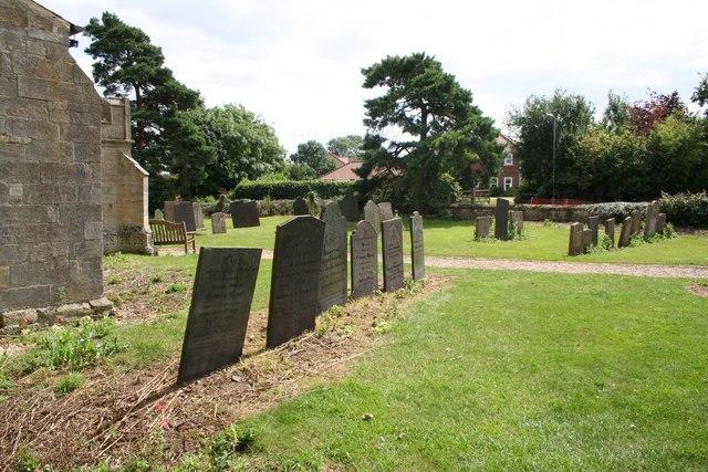 St.Andrew's churchyard