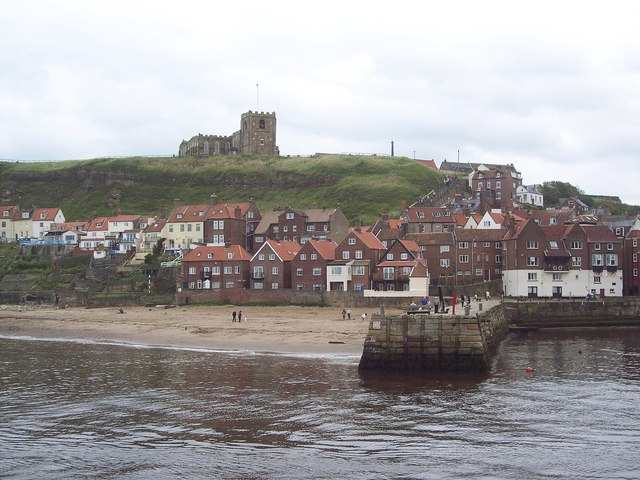 View of St Mary's Church Whitby