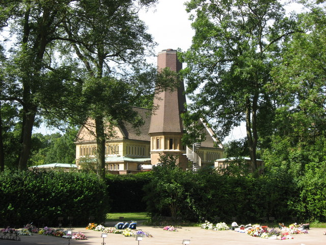 Peterborough Crematorium